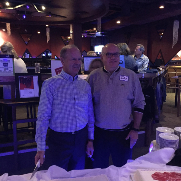 Roger and John by MTS Mobility Reunion Pics