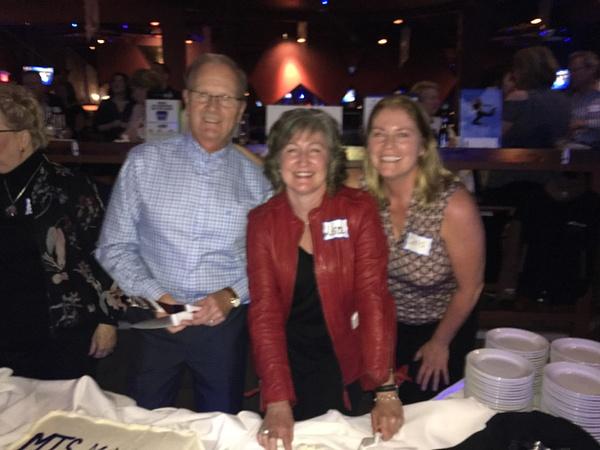 Linda Sloane, Roger Ballance, Lisa Lawrence, Chris Jonsson by MTS Mobility Reunion Pics