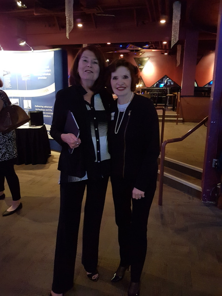 Carole & Michelle by MTS Mobility Reunion Pics