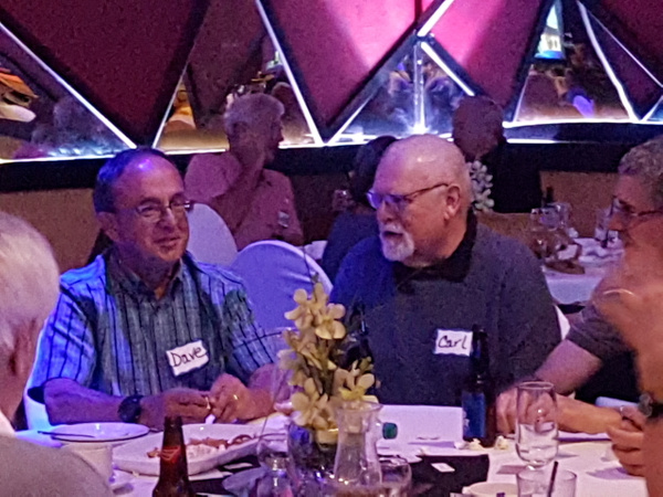 Dave Leochko & Carl Martz by MTS Mobility Reunion Pics