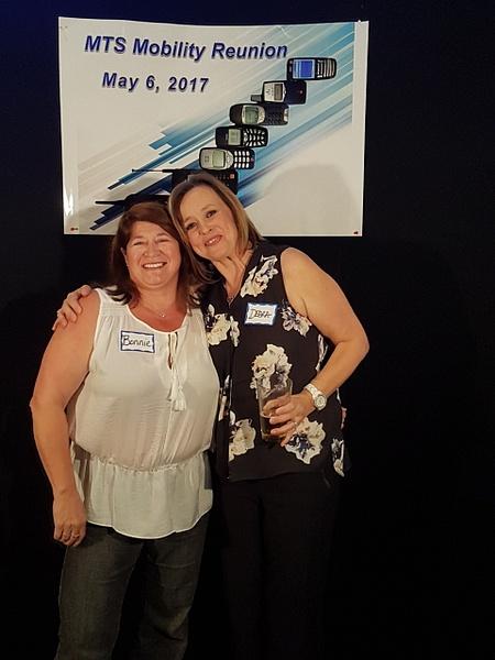 Debi O & Bonnie by MTS Mobility Reunion Pics