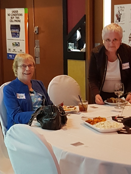 Lyla S & Sharon B by MTS Mobility Reunion Pics