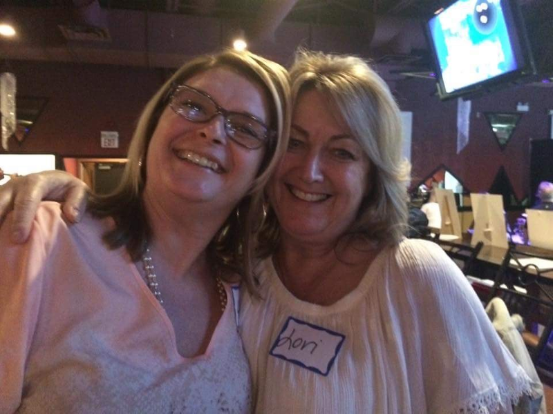 Lisa and Lori
