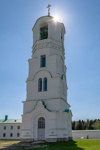 Alexandro-Svirsky Monastery by Melkorusun