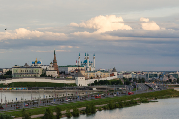 Kazan, Tatarstan by Melkorusun