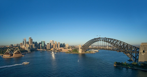 syd harbour by WenTay4