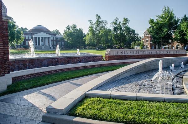 UofL-Campus-4 by davidswinney