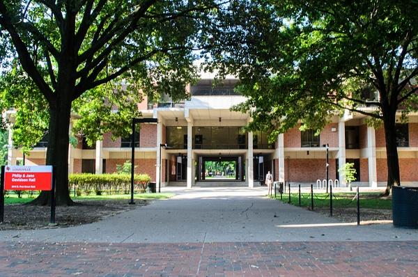 UofL-Campus-17 by davidswinney