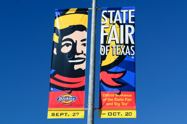 State Fair of Texas - Before the Fair Begins by davidswinney