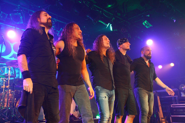 Rhapsody Of Fire in Japan 2016 by MichikoKimura