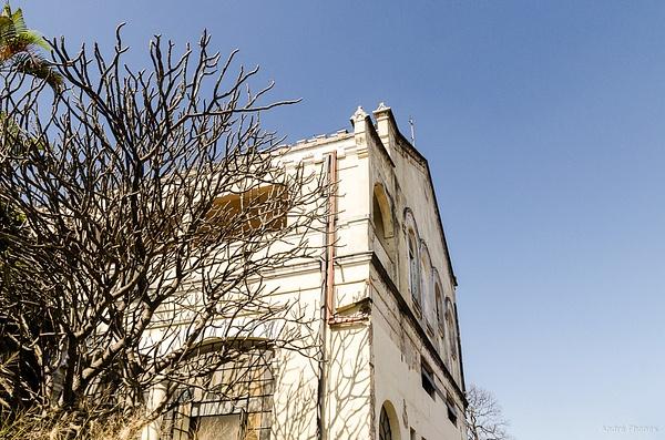 Convento abandonado by AndrePhonex