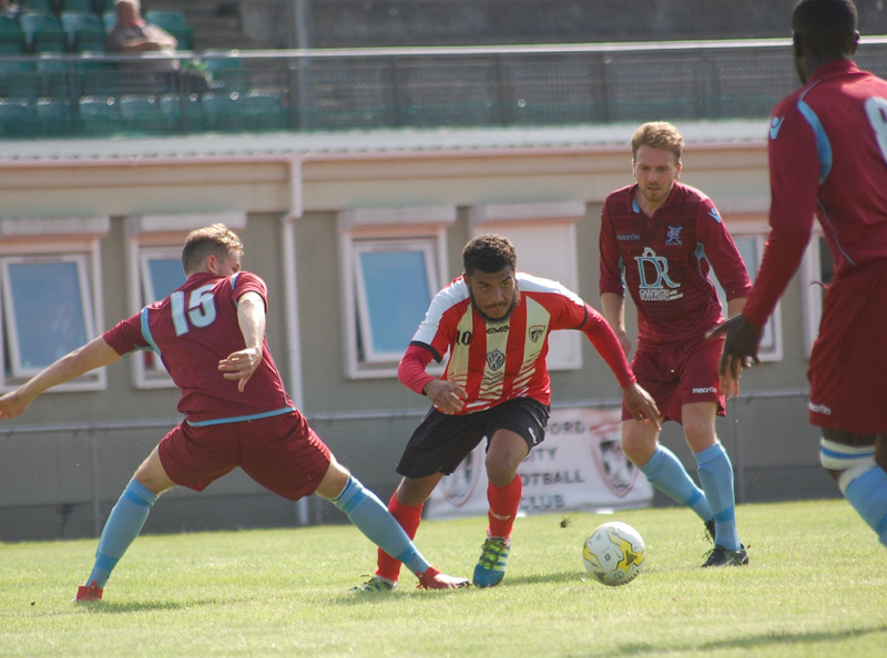 Guildford City 2 Horley Town 1