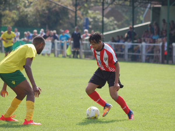 Godalming Town 0 Guildford City 2 by Guildford City
