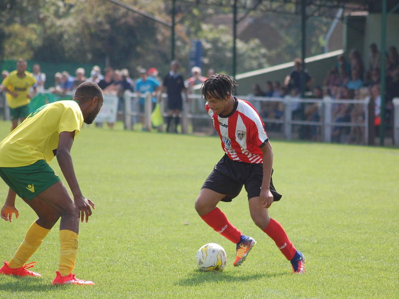 Godalming Town 0 Guildford City 2