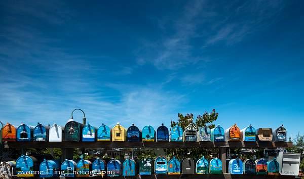 Mailboxes Sausalito