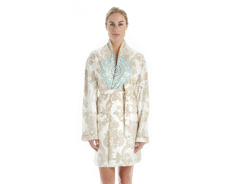 verona short robe