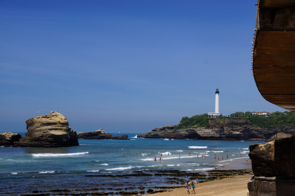 Biarritz, France by Globespanner by Globespanner