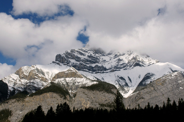 Banff and Rocky Mountains 2010 by Globespanner by Globespanner