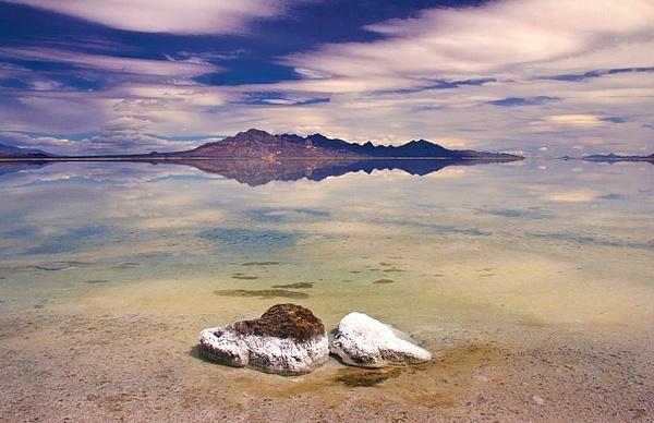 bonneville salt flats by MeetupPhoto