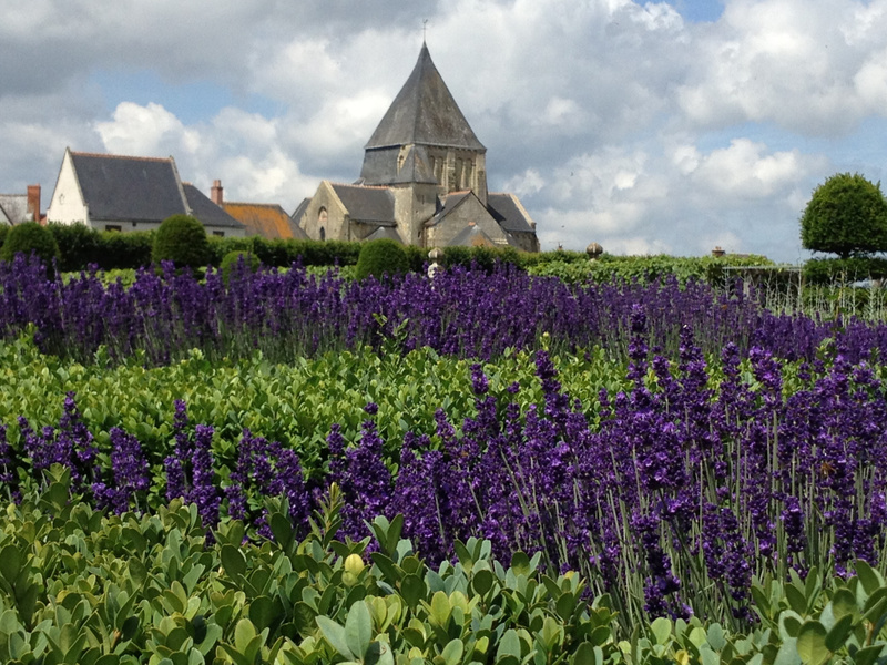 LoireValley, France- Villandry Castle