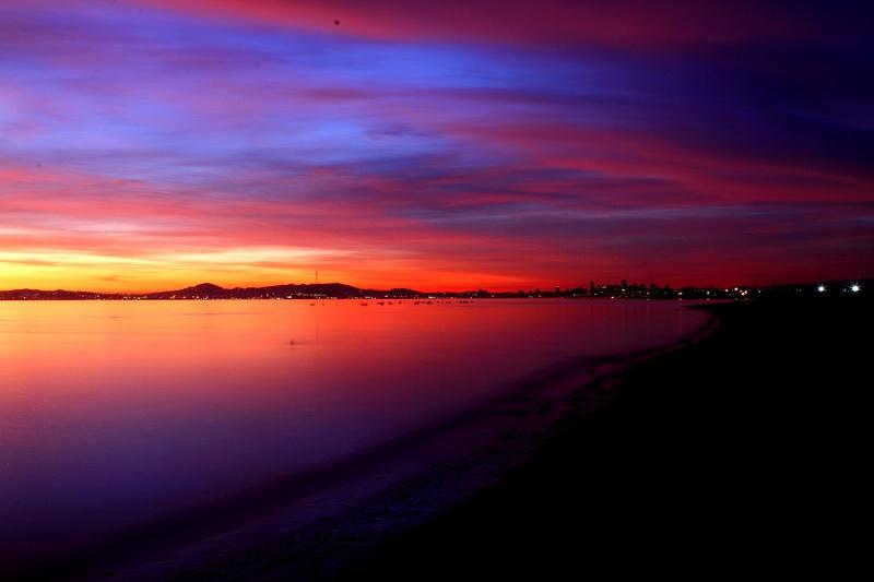 Alameda Beach Sunset