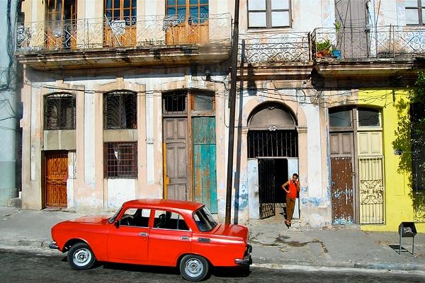 Havana Patchwork by MeetupPhoto