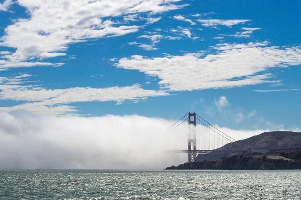 Bridge Throw Blanket by MeetupPhoto