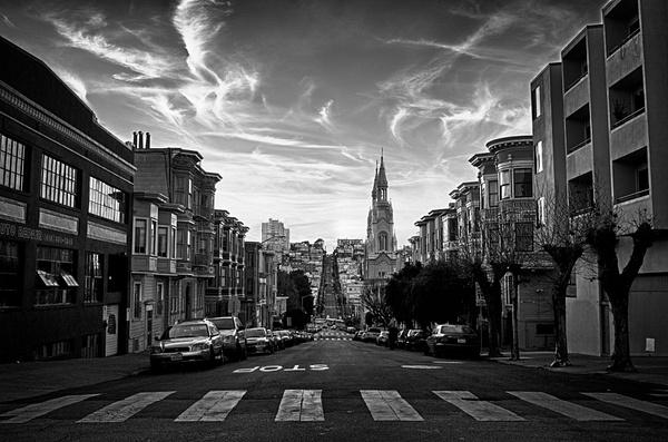North Beach, San Francisco by MeetupPhoto