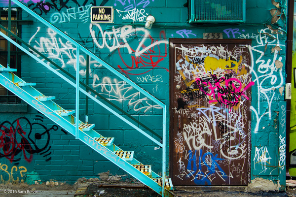Week 9 - Graffiti by MeetupPhoto
