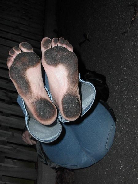 Donna Maria Dirty Feet Set # 2 by DonnaMaria