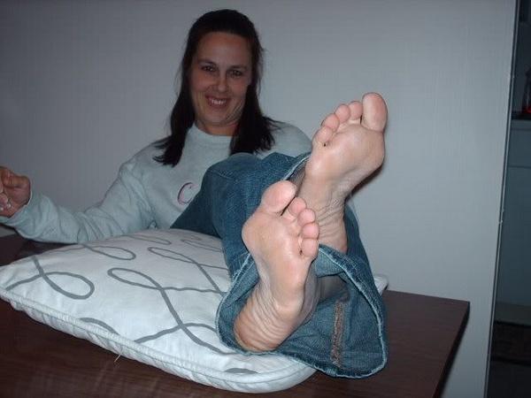 Donna Maria Clean Feet Set # 4 by DonnaMaria