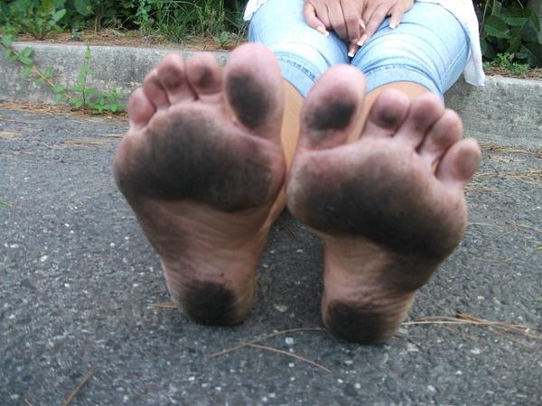 Donna Maria Dirty Feet Set # 3 by DonnaMaria