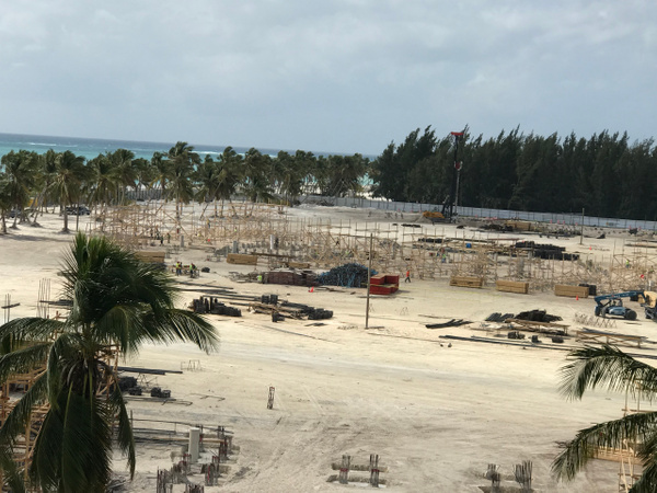 Cap Cana Construction by token22222