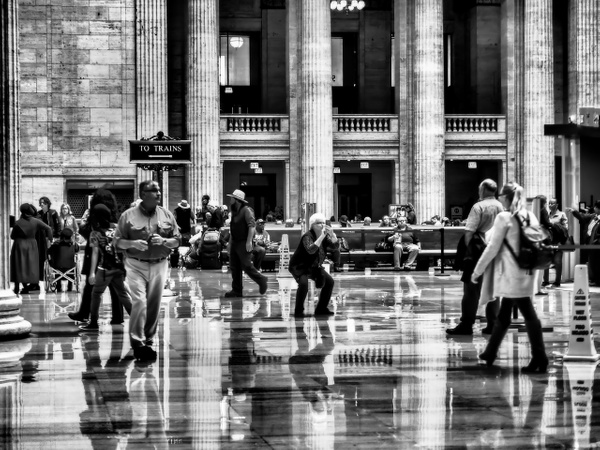 Chicago Union Station - Great Hall
