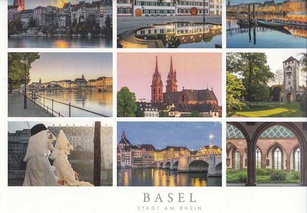 Basel by AneJansevanrensburg