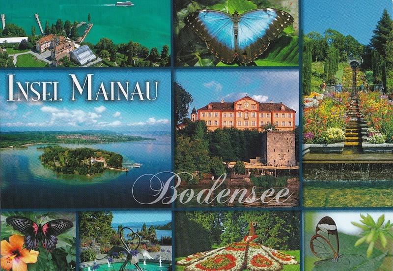 Insel Mainua