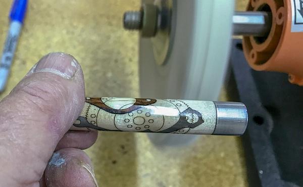 Matt Laser Cut Mechanic Pen 2017 (9 of 13) by JamesALee