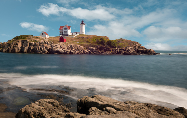 Cape Neddick Maine Lighthouse_LLP1394 by JamesALee