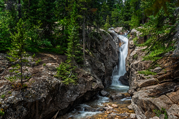 Chasm Falls_7898-8007898 by JamesALee