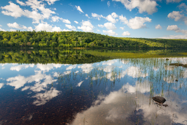 Cape Breton Pond by JamesALee