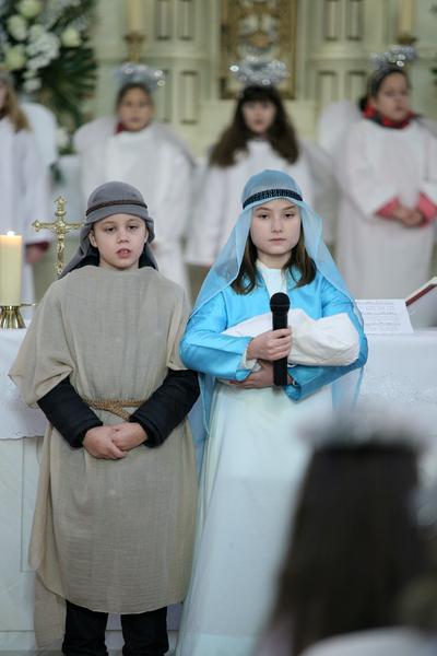 Pásztorjáték a Nádi Boldogasszony templomban - 2017.12.26. by Gyulai Plébánia