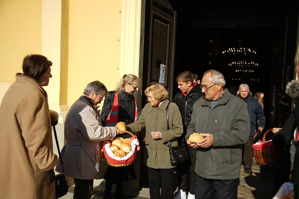 Erzsébet-kenyér szentelés - 2018.11.18. by Gyulai...