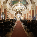 Éjféli mise a Nádi Boldogasszony templomban - 2018.12.24.