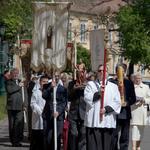 Húsvéti szentmise, feltámadási körmenet - 20189.04.21.  - Fotó: Fábián István