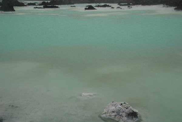 Blue Lagoon by Maria Dzeshchanka
