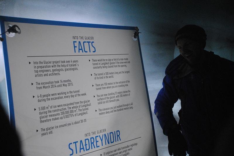 Glacier facts