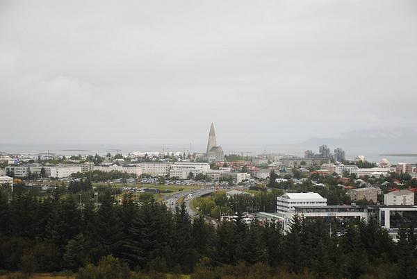 Reykjavik by Maria Dzeshchanka
