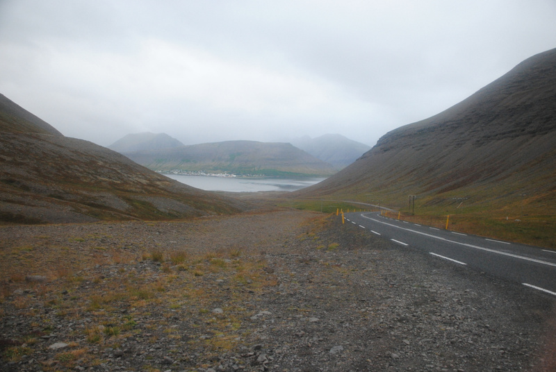 Another road to the fjord