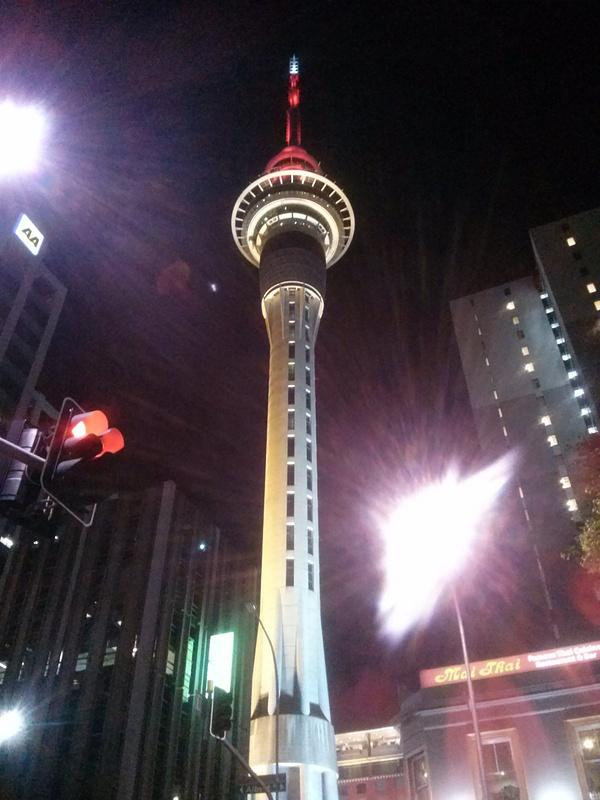 Kia Ora Auckland :)