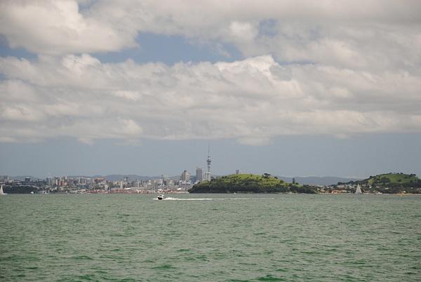 View from Rangitoto Island by Maria Dzeshchanka